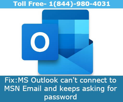 ms-outlook-not-connect-to-msn email-asking-for- password
