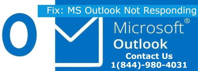How to fix MS Outlook not responding?