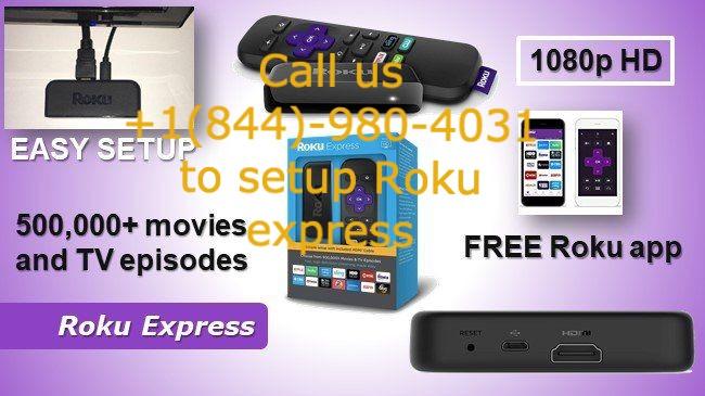 How To Setup Roku Express