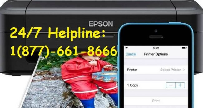 How to connect and print from iPhone to Epson Printer?