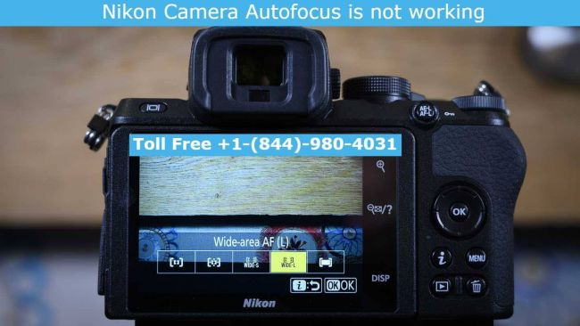 Nikon camera not connecting to Bluetooth