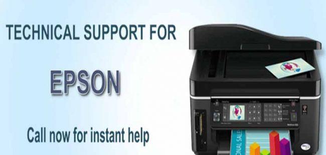 Epson Printer stops printing unexpectedly