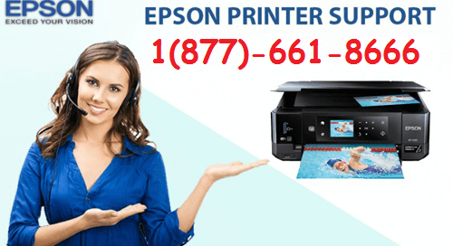 Contact Epson Printer Support