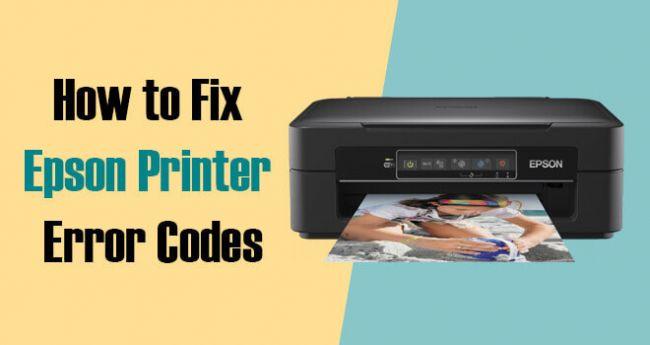 """Fix """"MNT TK NEAR FULL"""" error on Epson Printer"""
