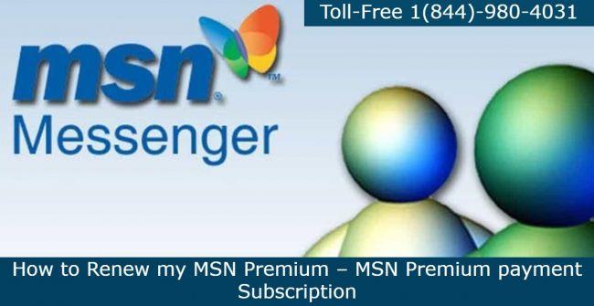 How-to-Renew-my-MSN-Premium-MSN-Premium-payment-Subscription