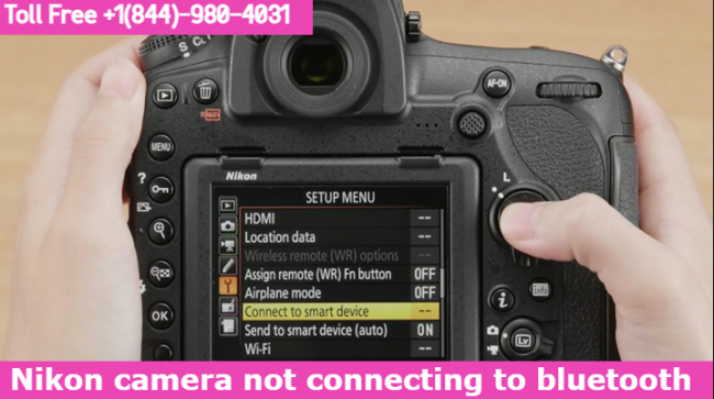 nikon-not-connecting-to-bluetooth