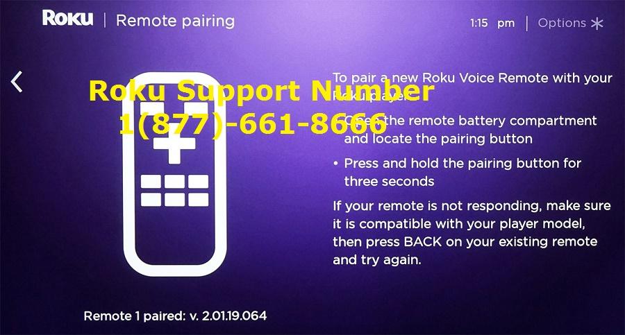 Roku Enhanced Remote not working
