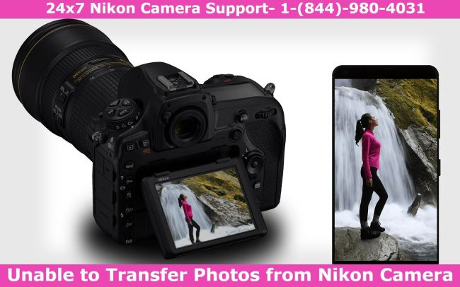 Unable to Transfer Photos from Nikon Camera
